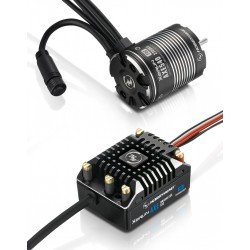 XERUN AXE BRUSHLESS SCALER/CRAWLER 540-1200KV
