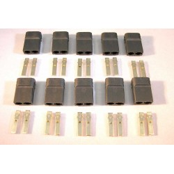 HV CONNECTORS 10 PCS