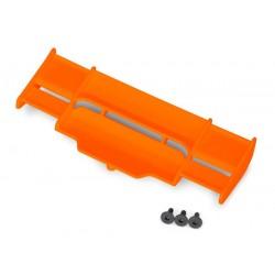 Alettone Rustler 4x4 arancio