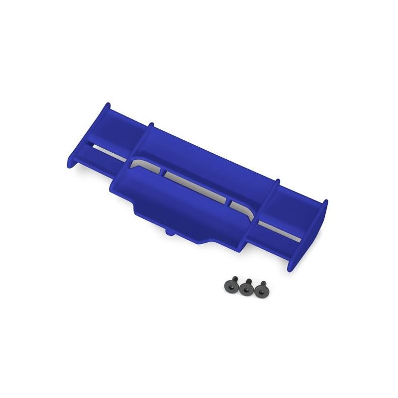 Alettone Rustler 4x4 blu