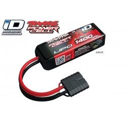 Batteria Lipo 1400mah 11.1v 3s 25c Power Cell iD