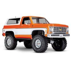 Chevrolet BLAZER trial crawler arancio
