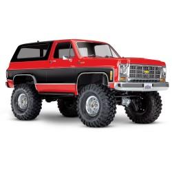 Chevrolet BLAZER trail crawler rosso