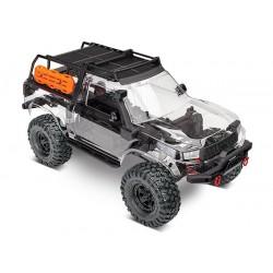 TRX-4 Sport Kit di montaggio con carrozzeria Trasparente e accessori, senza elettronica