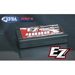 EzPower Lipo 4000mah 7,6v Hv Graphene 140/70c LCG short pack
