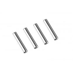 Perni in acciaio differenziale 2x9,8mm (4)