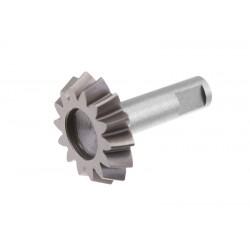 Pignone Conico differenziale in acciaio 14T