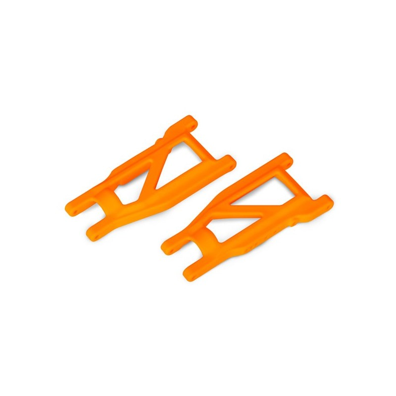 Braccetti arancio Rustler 4x4