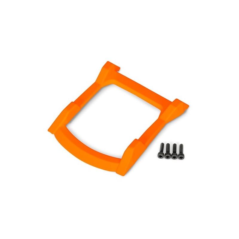 Paracolpi tetto arancio Rustler 4x4