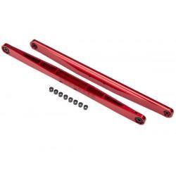 Bracci sospensioni posteriori UDR alluminio rosso