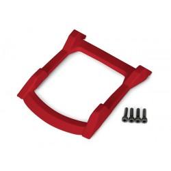 Paracolpi tetto rosso Rustler 4x4