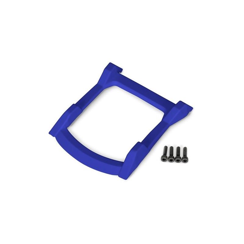 Paracolpi tetto blu Rustler 4x4