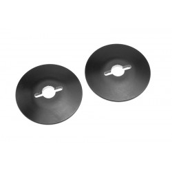 Piattelli in alluminio frizione parastrappi (2)