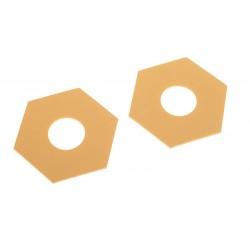 Piattelli anti-slittamento frizione parastrappi (2)
