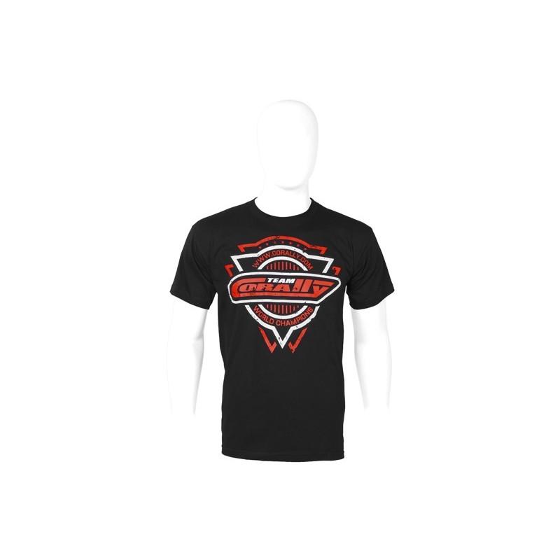 Team Corally - T-Shirt TC - D1 - Large