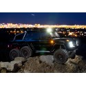 Trx-6 Mercedes-Benz G 63 AMG 6x6 Trail Truck with LED lighting-Black