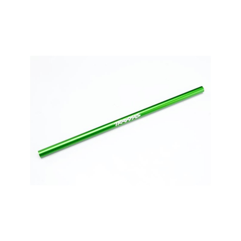 cardano centrale alluminio 6061-T6 verde