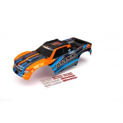 carrozzeria MAXX arancio con decals
