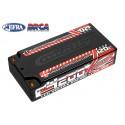 Team Corally - Voltax 120C LiPo Battery - 4200mAh - 7.4V - LCG Shorty 2S - 4mm Bullit