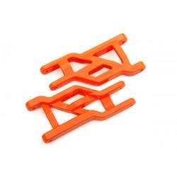 Braccetti sospensioni anteriori Heavy-Duty Arancioni (2)
