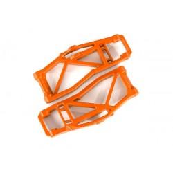 Braccetti sospensioni inferiori Arancio Kit WideMaxx (2)