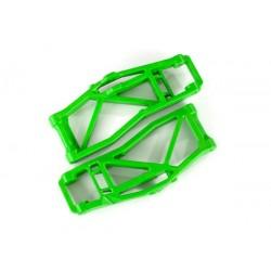 Braccetti sospensioni inferiori Verdi Kit WideMaxx (2)
