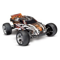 Rustler 2wd XL-5 Brushed with batteries and charger