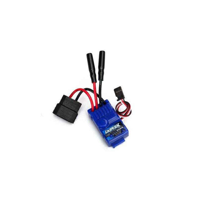 Regolatore elettronico Latrax Waterproof connettore Traxxas