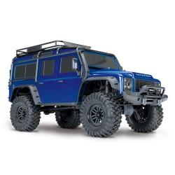 Trx-4 Land Rover Defender Trail Crawler - Blue