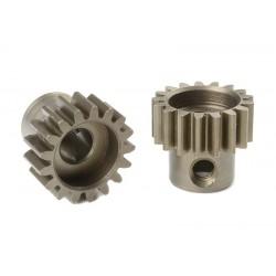 Pignone in acciaio Modulo 32 - Foro 5mm - 17T
