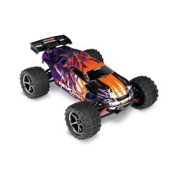 Erevo 1:16 VXL Brushless 4wd TQi TSM - Purple