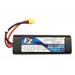 Lipo battery 2S - 4000 mah...
