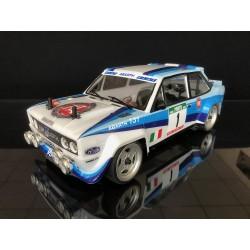 Fiat 131 Abarth rally WRC RTR