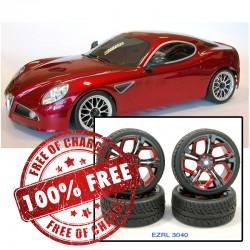 Carrozzeria Alfa Romeo 8c...