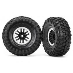 Tires and wheels,...