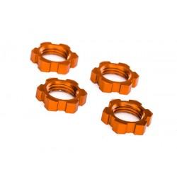 Wheel nuts, splined, 17mm,...