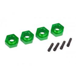 Wheel hubs,12mm hex,6061-T6...