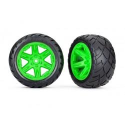 Tires & wheels, assembled,...