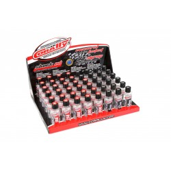 SILICONE SHOCK AND DIFF OIL 48PCS