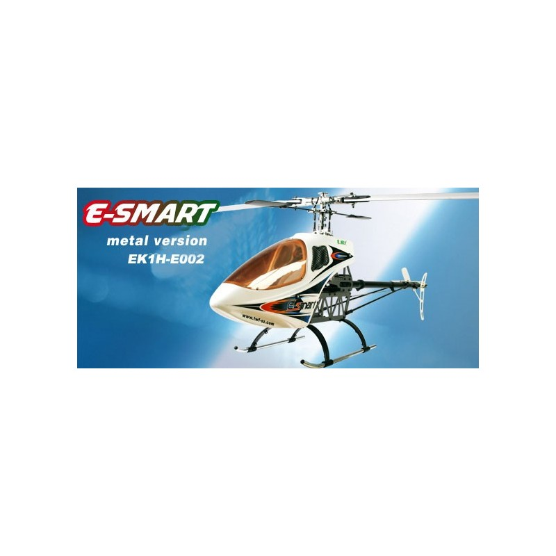 E-SMART METAL + MOTORE BRUSHLESS