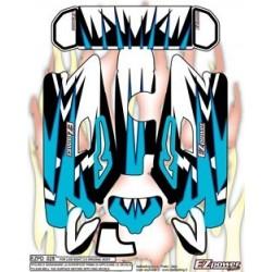 ADESIVO BLUE SPIKES 8IGHT ORIG.BODY