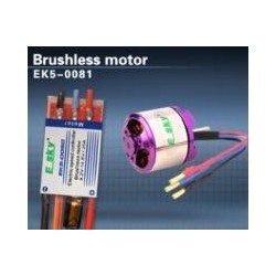 SISTEMA BRUSHLESS 3900RPM/V-25A