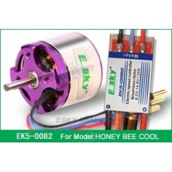 SISTEMA BRUSHLESS 3800KV-25A
