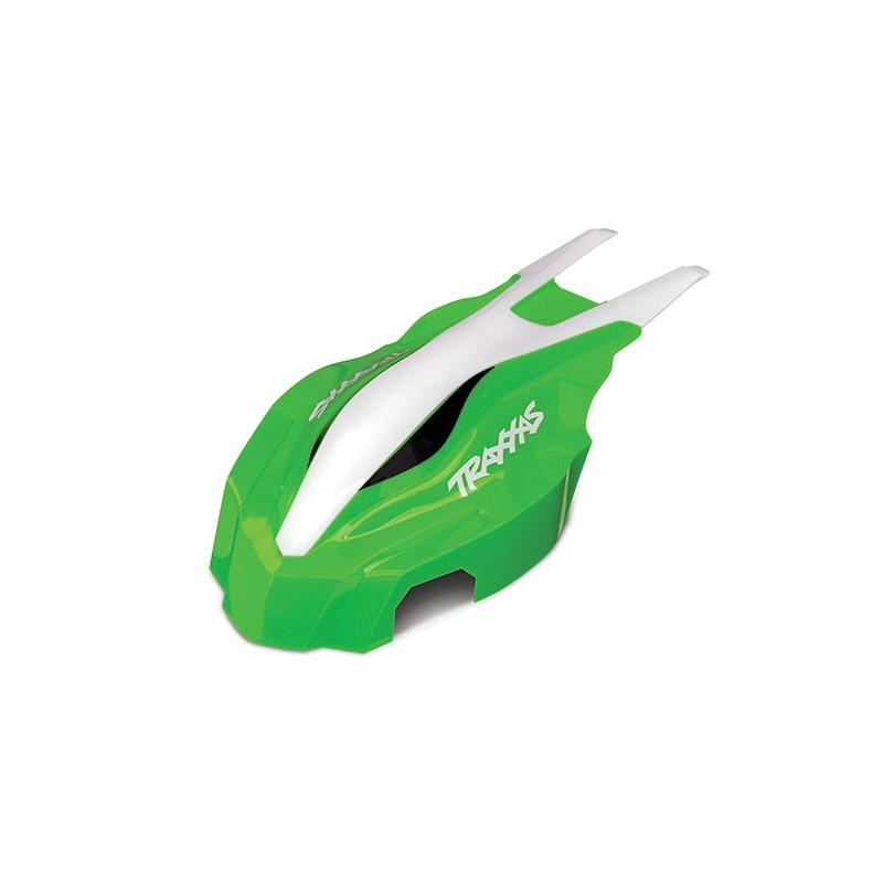 ATON FRONT CANOPY GREEN WHITE