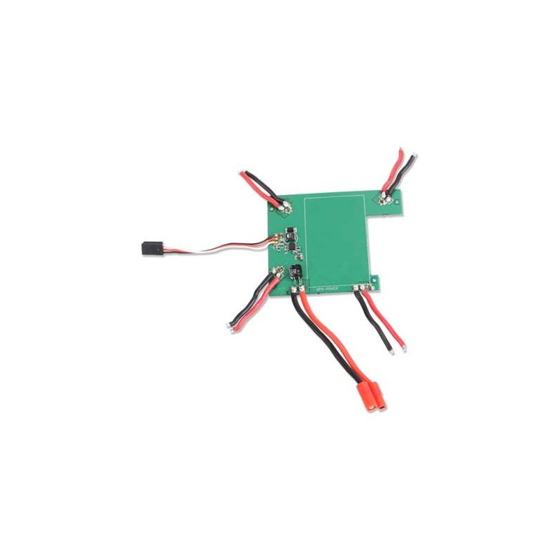 GPS POWER BOARD FOR QRX350
