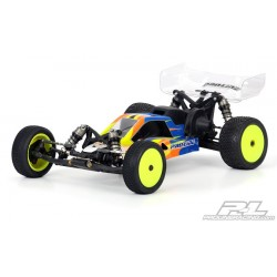 CARROZZ. BULLDOG LOSI-22 MID MOTOR