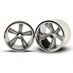 "TRX Pro-Star chrome wheels 2.2"" (2) (rear)"