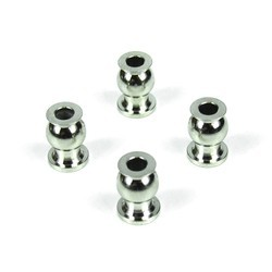 PIVOT BALLS 6.8MM - CAMBER, STEERING LINK (4)
