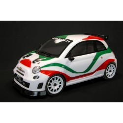 500 ABARTH PAINTED BODY -...
