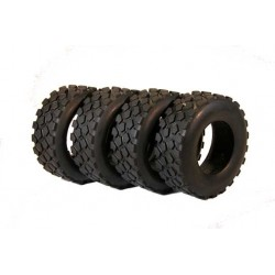 TRAKKER TIRE SET (4)
